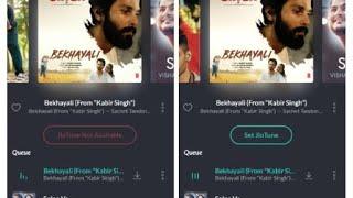 bekhayali-song-as-jio-tune-kabir-singh-live