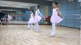 Pre Primary Ballet Mock Exam