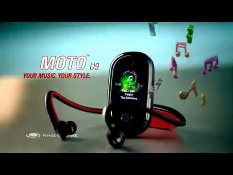 Motorola MOTO U9 Ad Starring Fergie