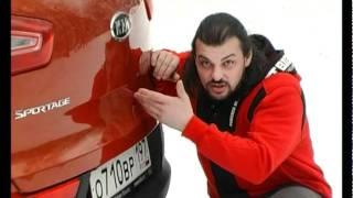 Моторы: Kia Sportage, Honda Crosstour(Тест-драйв Kia Sportage, Honda Crosstour., 2012-02-27T10:42:26.000Z)