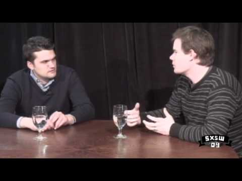 Joe Swanberg - Studio SX 2009 Interview | Film 2009 | SXSW