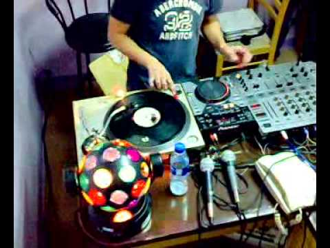 "89.5-FM Subic Bay Radio ""Vibe Session"" guest DJ ""J-On"" (80s Dance Music Mix)"