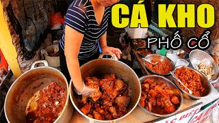 Stew fish in Hanoi old quarter | New finding make Hanoi people love cuisine more