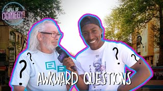 Asking Awkward Questions | In KINGSTON With Yung Filly