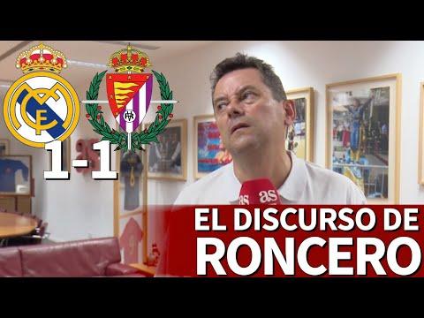 Real Madrid 1- Valladolid 1 | Roncero: