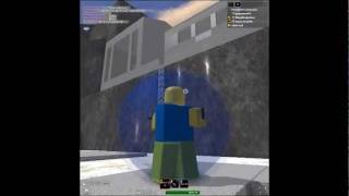 Noob Raiding, With Epic Quality. Just a bit laggy. ;) [Roblox]