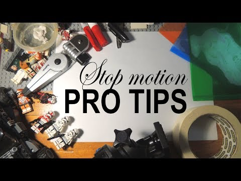 5 Things Stop Motion pros do | Tips and...