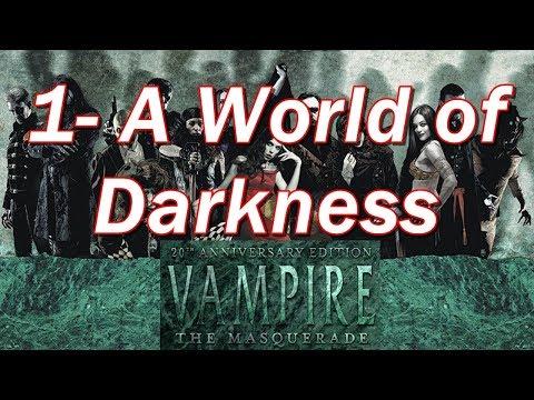 Vampire the Masquerade | VtM Episode 1 | A World of Darkness