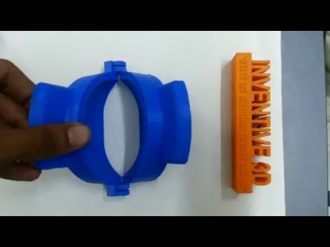 Gujia/Karanji/Gughra Making Machine 3D Printed. from YouTube · Duration:  27 seconds