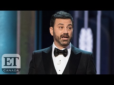 Thumbnail: Jimmy Kimmel Keeps Matt Damon Feud Alive At 2017 Oscars