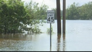 Flooding in Marion County
