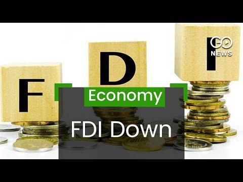 FDI Drop Hits Service Sector