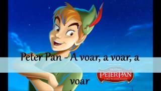 Peter Pan - A voar, a voar, a voar