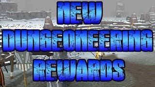 Runescape 3 New Dungeoneering Rewards and Updates