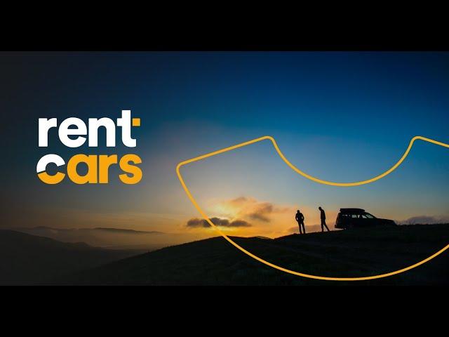 New brand: Rentcars presents a new visual identity