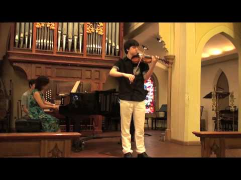 G.B Viotti- Violin Concerto No. 23 in G Major- Allegro
