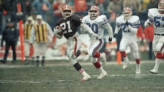 1989 Browns Highlights
