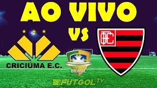🔴 CRICIÚMA 0x0 OESTE | COPA DO BRASIL | 21/02/2019