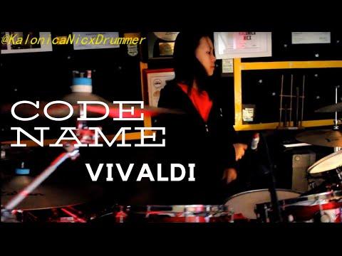The Piano Guys - Code Name Vivaldi Bourne SoundTrack Drum Cover By Kalonica Nicx 12 Yo