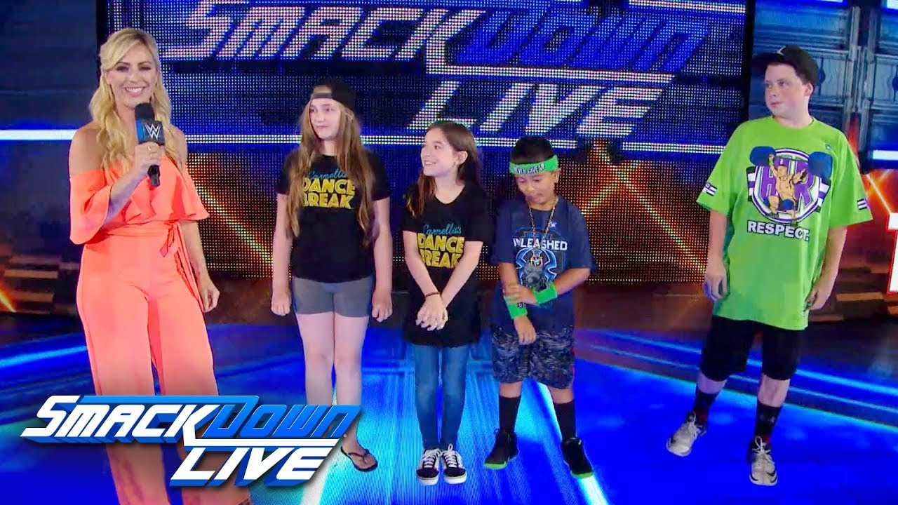 Download Which WWE fan has the best Superstar impression?: SmackDown Exclusive, July 9, 2019