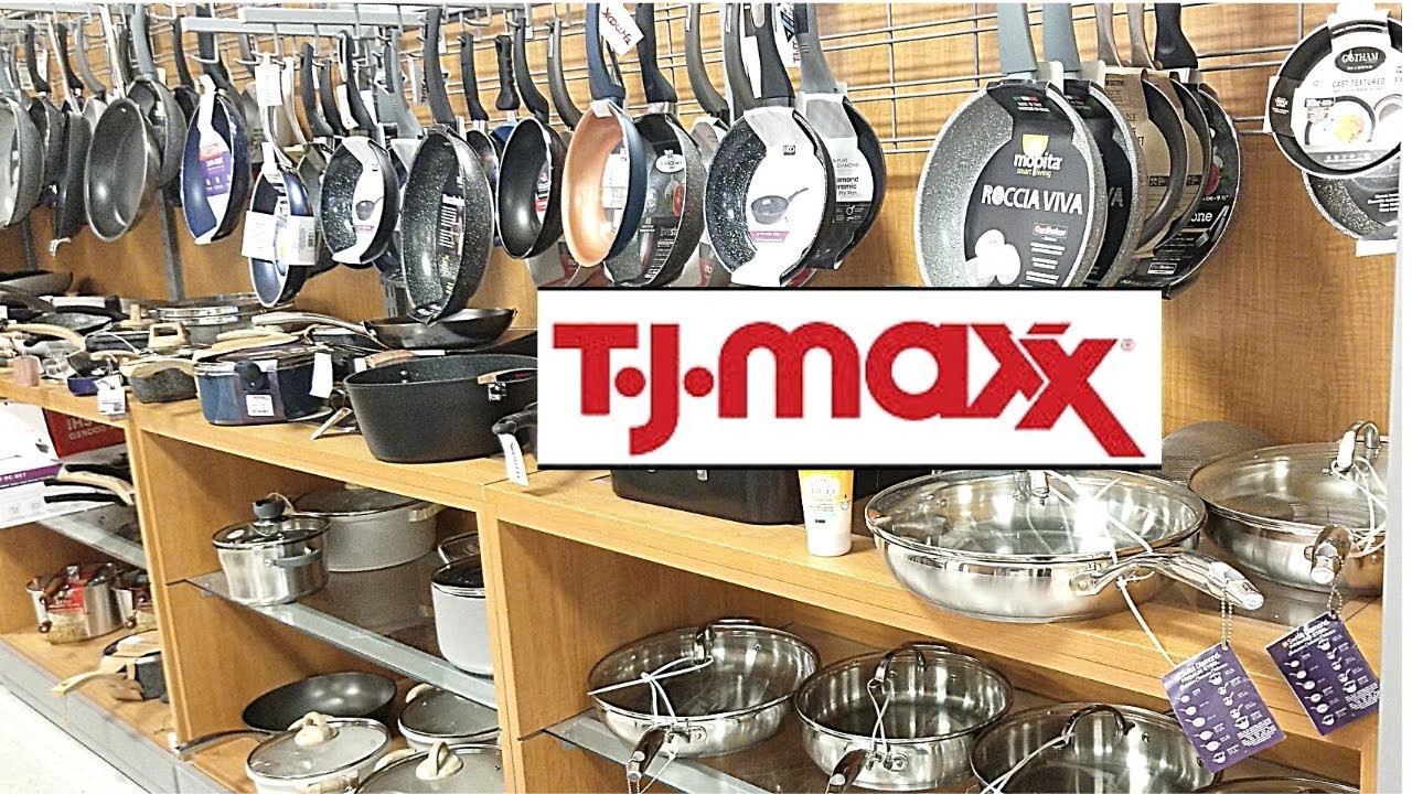 Tj Maxx Kitchenware Kitchen Stuff Home Decor Pots And Pans Shopping Store Shop With Me Youtube