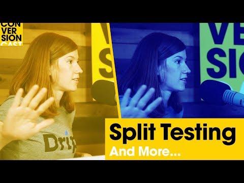 ConversionCast #3: Split Testing Best Practices and More...