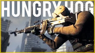 Hungry Hog Challenge! SOLO DZ PVP #96 (The Division 1.8.3)