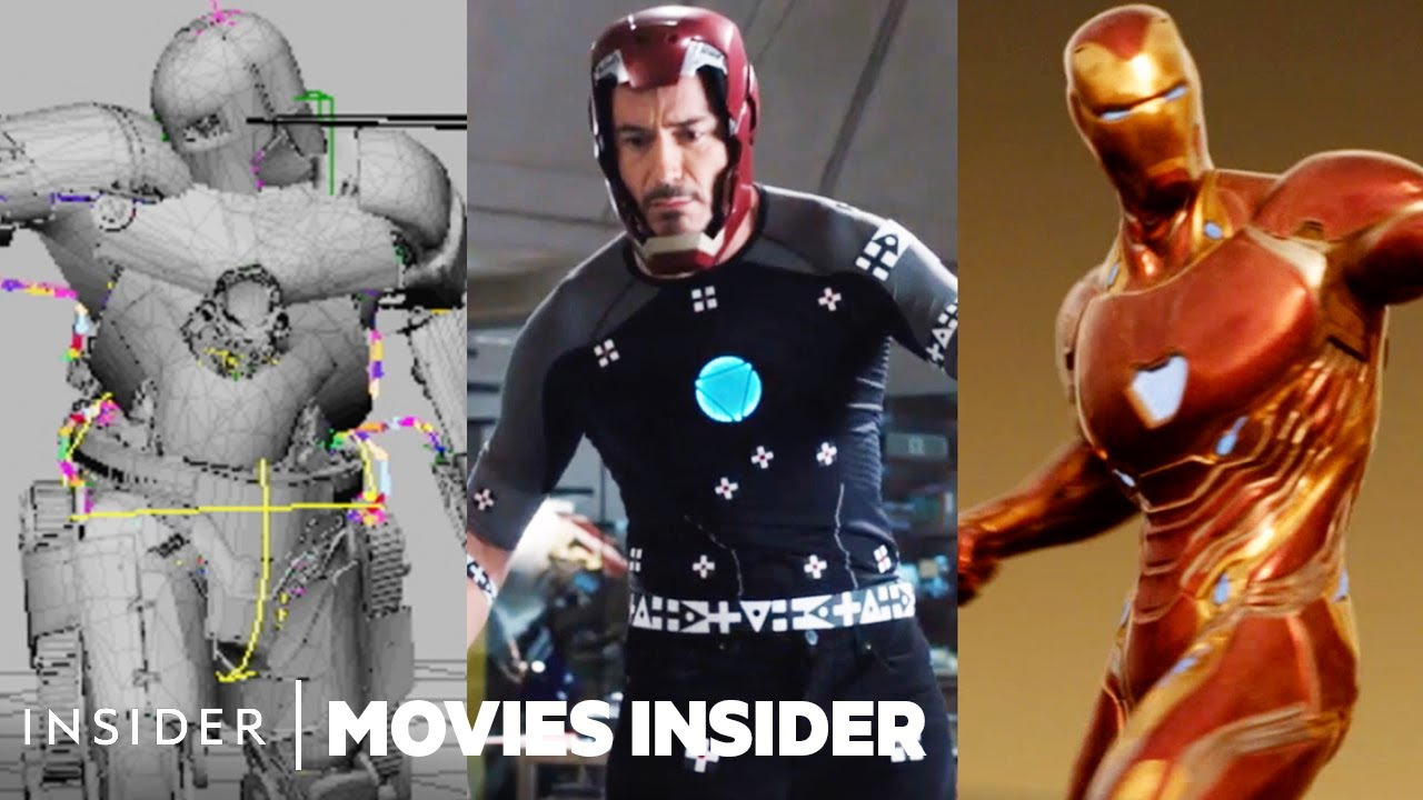 The Evolution Of How Marvel Animated Iron Man | Movies Insider
