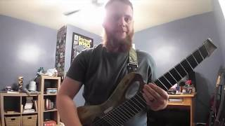 8 string tuned high! New ideas!!!