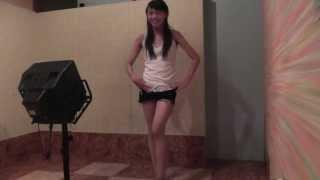 元気いっぱい、練習中です。 飯村貴子 検索動画 14
