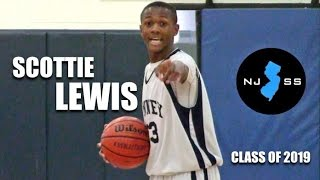 Scottie Lewis INCREDIBLE 8th Grade Mixtape! 2019 Basketball