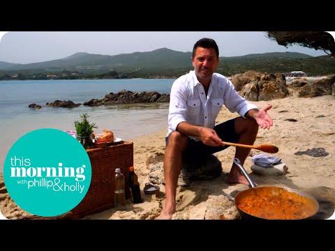 Gino D'Acampo Cooks
