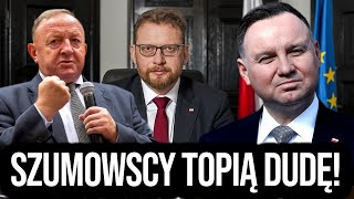 Stanisław Michalkiewicz: Jak Szumowscy topią Dudę?