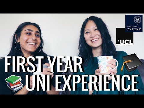 OUR FIRST YEAR EXPERIENCE: OXFORD UNIVERSITY VS. UCL | viola helen