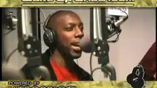Rza and Inspectah Deck Freestyle on The Wake Up Show