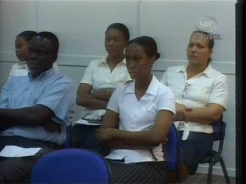 SBC Seychelles:  Students Graduate in Logistics & Transport  13-08-09