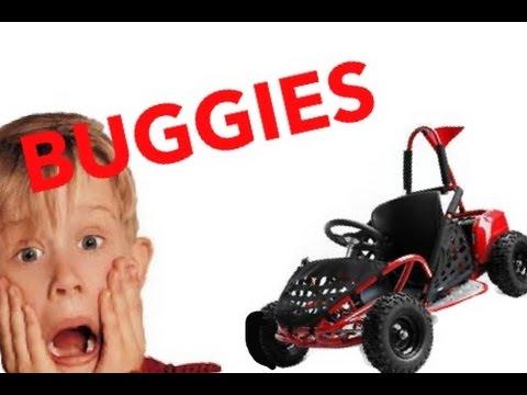 Assassin USA 80cc OHV 4 Stroke KIDS Buggie Go Kart Bike ATV Dirt
