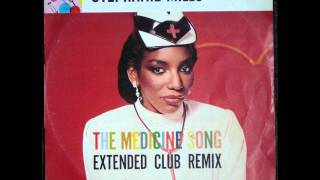 Stephanie Mills - The Medicine Song Original 12 inch Version 1984 ステファニークリフォード 検索動画 12