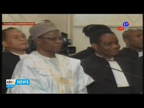THE 6PM NEWS - Friday, October 19th 2018 - EQUINOXE TV