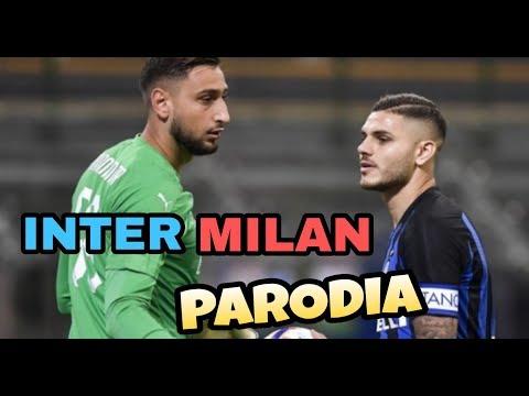 INTER MILAN 1-0 - Parodia