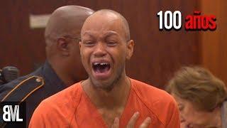 7 Reacciones De Convictos Despues De Recibir Una COndena De Por Vida