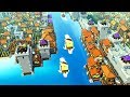 Kingdoms & Castles | Ep. 8 | Fortifying Island | Kingdoms & Castles City Building Tycoon Gameplay