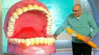Как правильно чистить зубы. Азбука здоровья(, 2013-07-02T09:39:01.000Z)