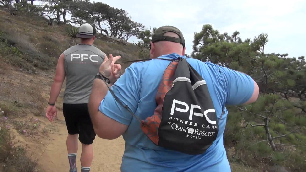 The Most Inspiring Weight Loss Success Story At Pfc Fitness Camp