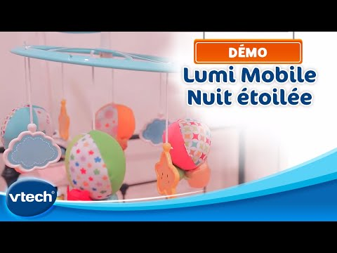 Démo Lumi Mobile Nuit étoilée de VTech