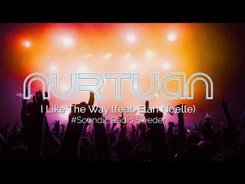 Nurtuan's single - I Like The Way (feat. Elan Noelle) in Sweden's Radio Station Soundic Radio