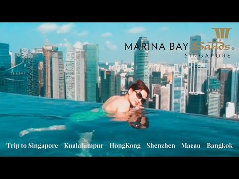 SINGAPORE | Marina Bay Sands, Festive Hotel, RWS, China Town, Little India