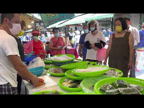 Taiwan Seafood Auction,Anchovy,Milk Fish.Squid