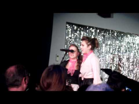 Mary Barnes and Elly Fortune - It's raining on Prom Night - Grease