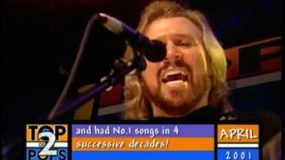 You Win Again - Bee Gees (Live @ TOTP2 in 2001)